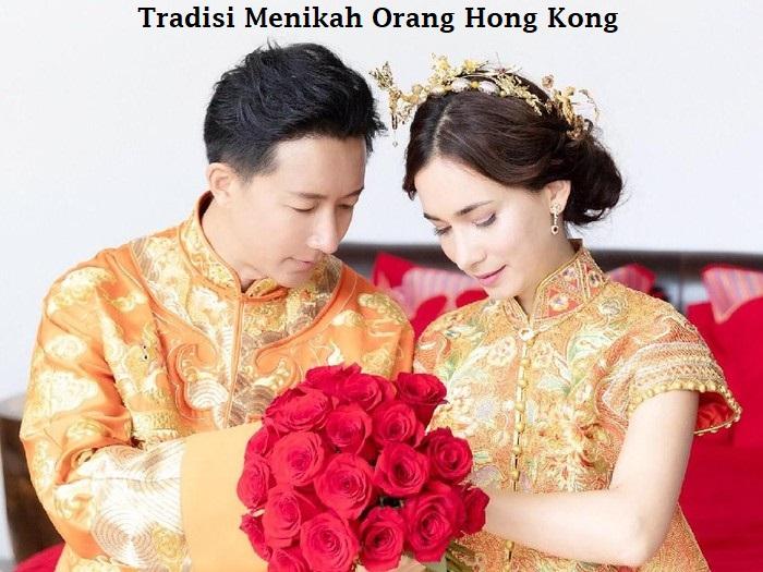 Tradisi Menikah Orang Hong Kong