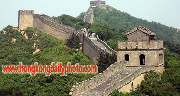 Tempat Wisata di China yang Terkenal